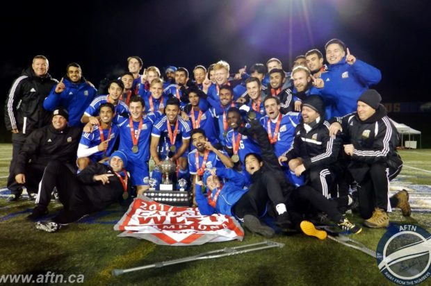 Comeback kings UBC Thunderbirds crowned Canada West champions