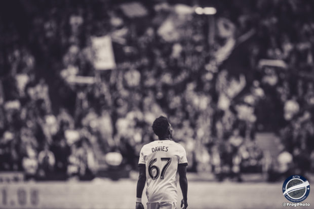 Vancouver Whitecaps v Portland Timbers – The Farewell Phonzie Story In Pictures