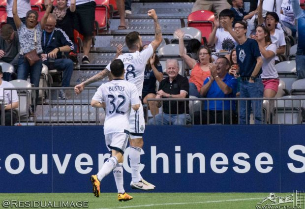 "David Edgar adapting to MLS and targeting ""stability"" in Vancouver Whitecaps backline"