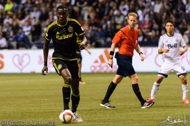 """""""It's not about me, it's about the whole team"""" – Tony Tchani and Kekuta Manneh reflect on facing former teams"""