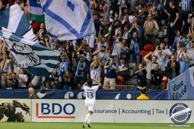 Vancouver Whitecaps v FC Dallas – The Story In Pictures