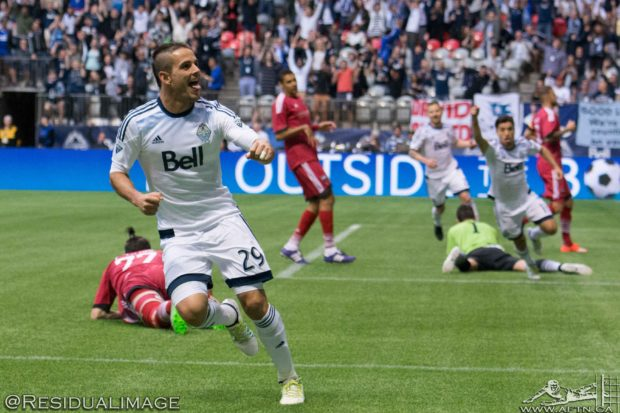 Report and Reaction: Quick fire Whitecaps keep back to back Voyageurs Cup hopes alive with huge comeback win