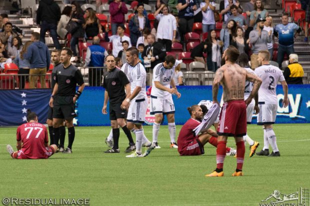 Vancouver Whitecaps v Ottawa Fury – A Canadian Championship Comeback In Pictures