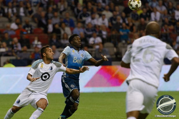Match Preview: Vancouver Whitecaps v Minnesota United