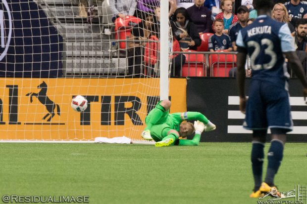 Report and Reaction: New England, Old Vancouver, as squandered chances cost Whitecaps dear