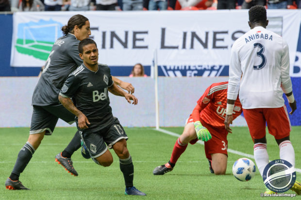 Report and Reaction: El Bicho's hat-trick heroes can't shake Vancouver Whitecaps out of home woes