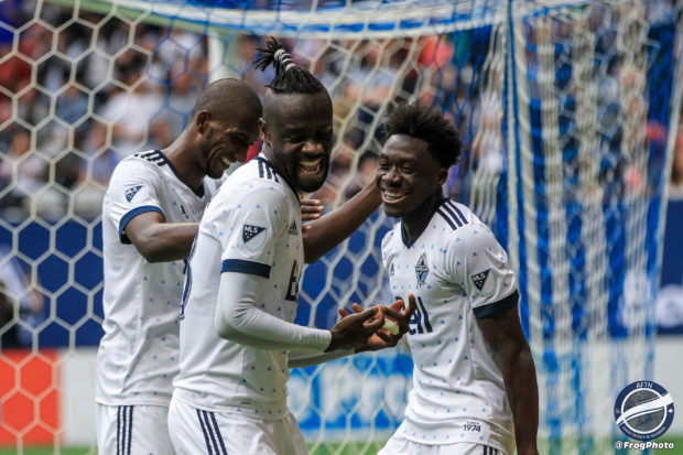 Report and Reaction: Davies dishes up a five star feast to lead Whitecaps to win over Orlando City