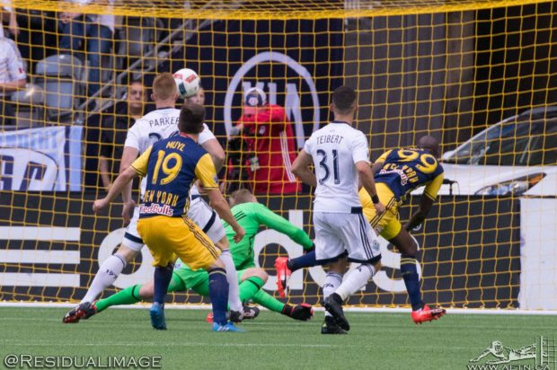 Vancouver Whitecaps v New York Red Bulls – The Story In Pictures