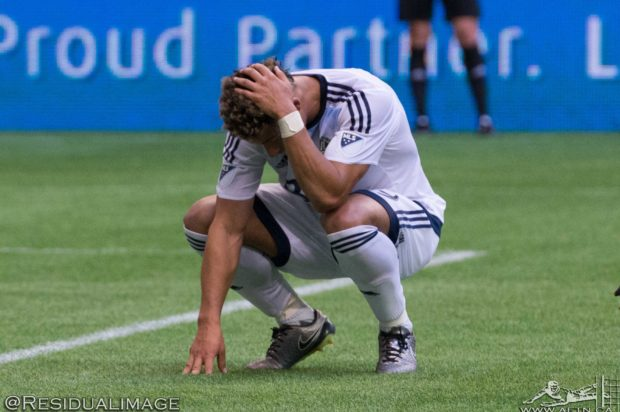 Report and Reaction: A lot of bull in front of goal as Vancouver Whitecaps blanked again in New York loss