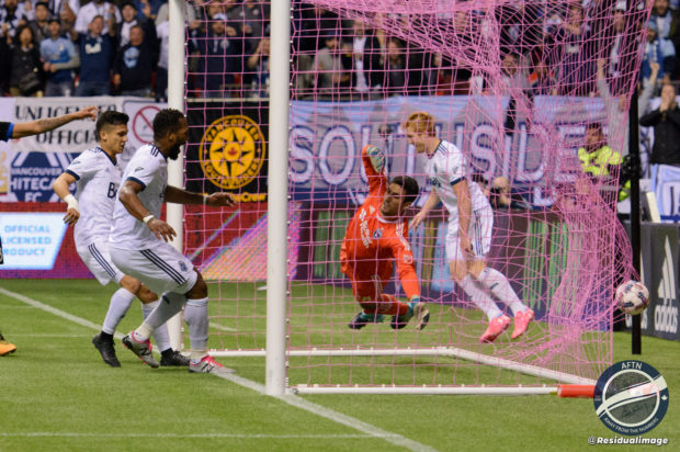 Vancouver Whitecaps v San Jose Earthquakes – The Playoff Winning Story In Pictures