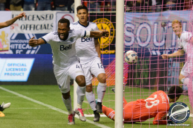 "Kendall Waston wants to ""keep growing"" in MLS as he signs contract extension with Vancouver Whitecaps"