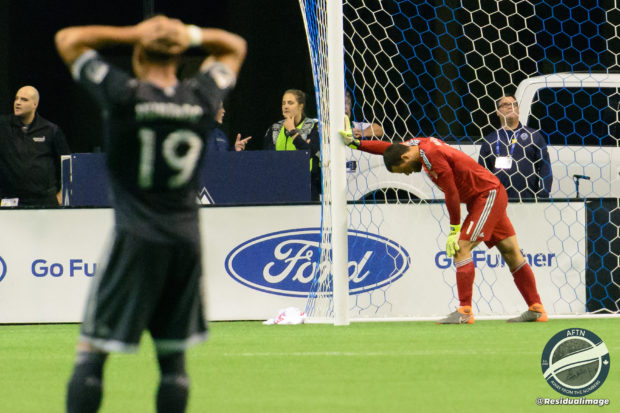 Vancouver Whitecaps v Sporting KC – The Kostly Capitulation In Pictures