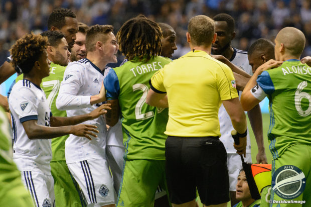 Report and Reaction: No pre-Halloween Thriller as Whitecaps and Sounders play out Western Conference semi-final bore draw