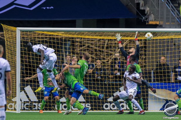 Report and Reaction: Seattle sound the death rattle on Vancouver's playoff hopes