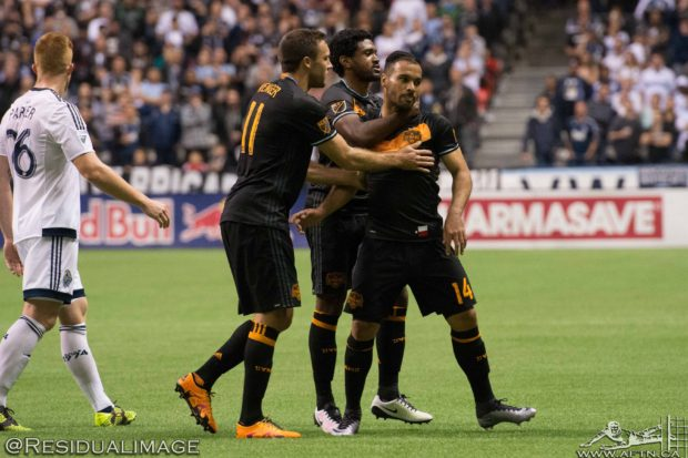 Match Preview: Houston Dynamo v Vancouver Whitecaps