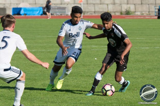 """Choice words"" spark TSS Rovers comeback win over Vancouver Whitecaps Residency"
