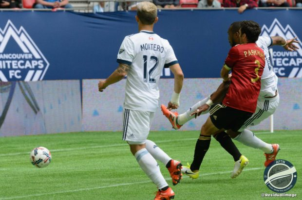 Vancouver Whitecaps v Atlanta United – The Story In Pictures