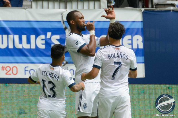 Report and Reaction: It's Tico Time in Vancouver as Waston steers Whitecaps to vital victory over Atlanta
