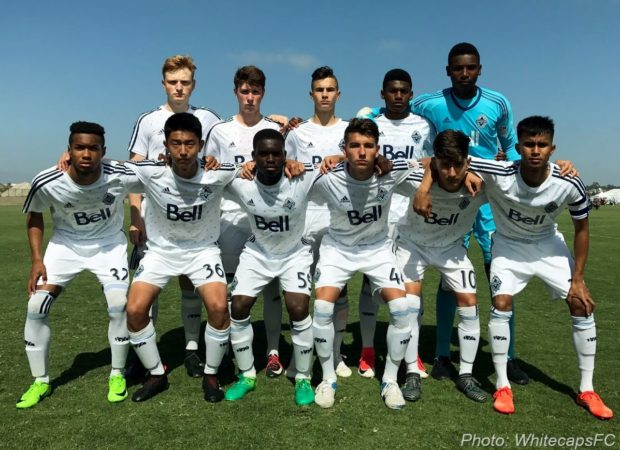 AFTN's Vancouver Whitecaps Residency 'Ones To Watch' 2018 (Part One – the U17s)