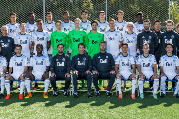 AFTN's Vancouver Whitecaps Residency 'Ones To Watch' 2017 (Part Two – the U18s)