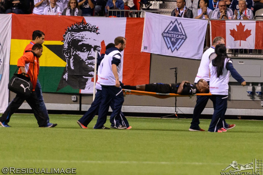 Vancouver Whitecaps v CD Olimpia - The Story In Pictures (113)