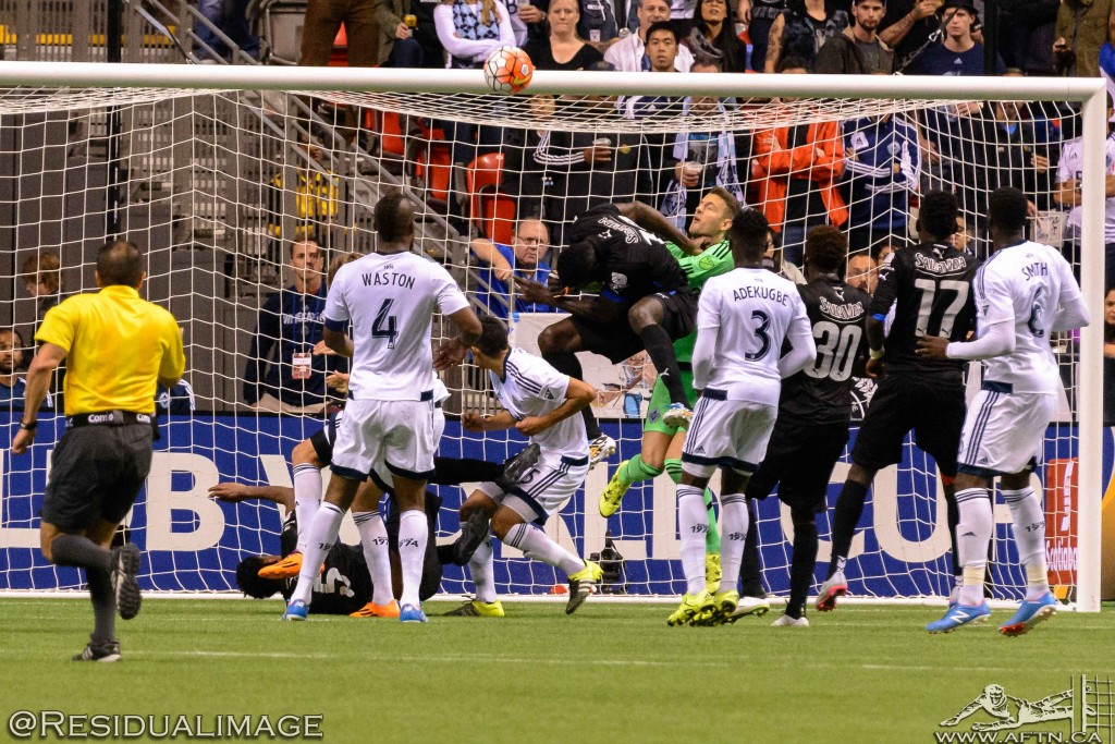 Vancouver Whitecaps v CD Olimpia - The Story In Pictures (142)