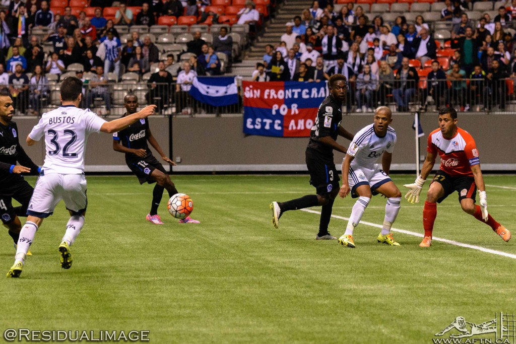 Vancouver Whitecaps v CD Olimpia - The Story In Pictures (147)
