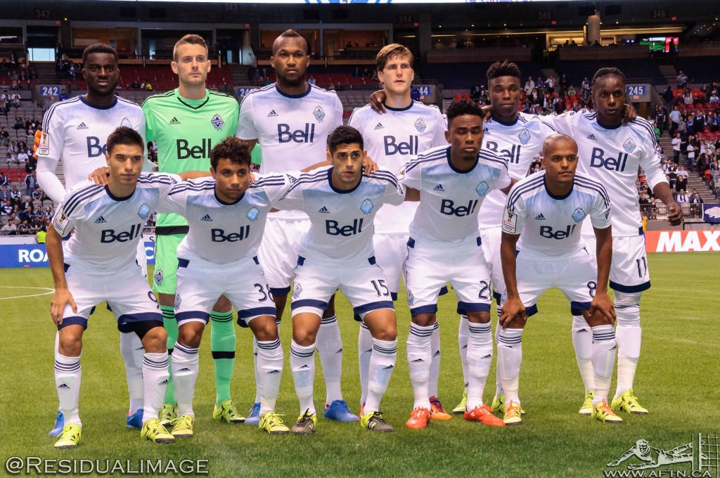 Vancouver Whitecaps v CD Olimpia - The Story In Pictures (16)
