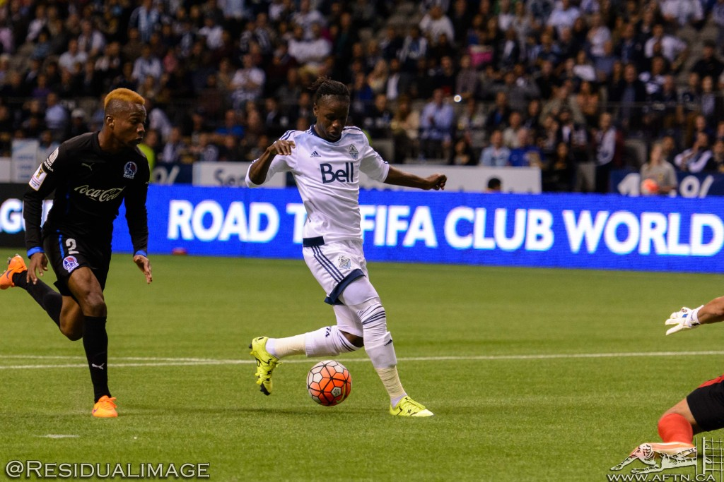 Vancouver Whitecaps v CD Olimpia - The Story In Pictures (74)