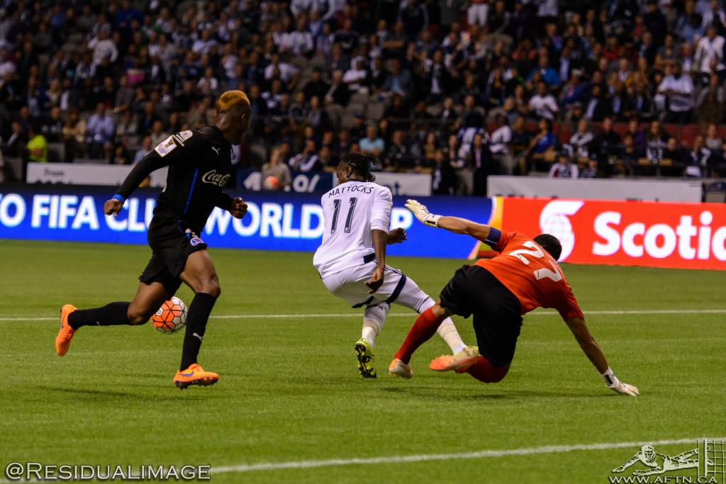 Vancouver Whitecaps v CD Olimpia - The Story In Pictures (75)