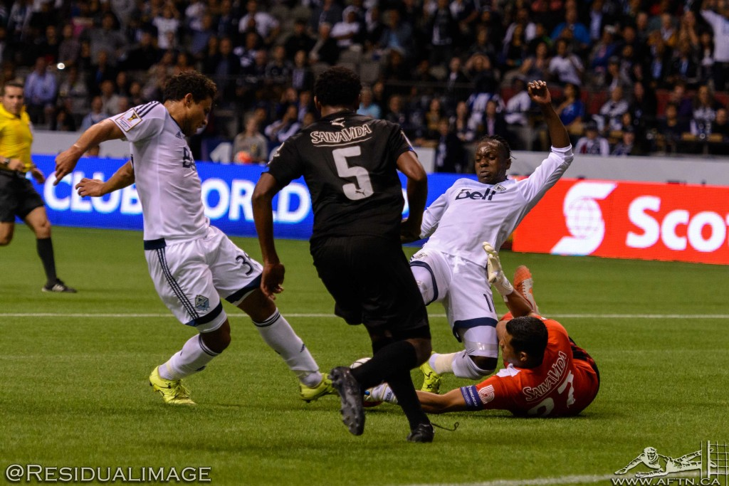 Vancouver Whitecaps v CD Olimpia - The Story In Pictures (76)