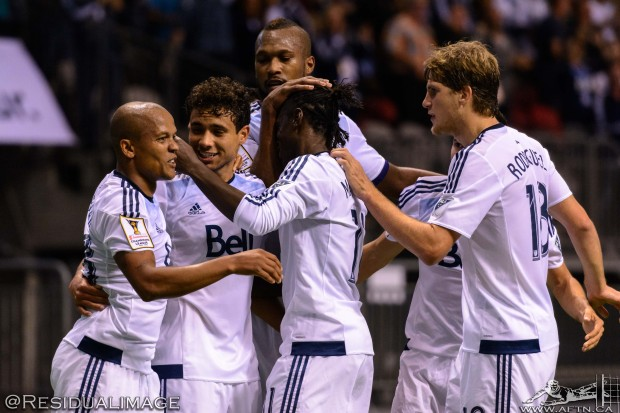 Vancouver Whitecaps v CD Olimpia – The Story In Pictures