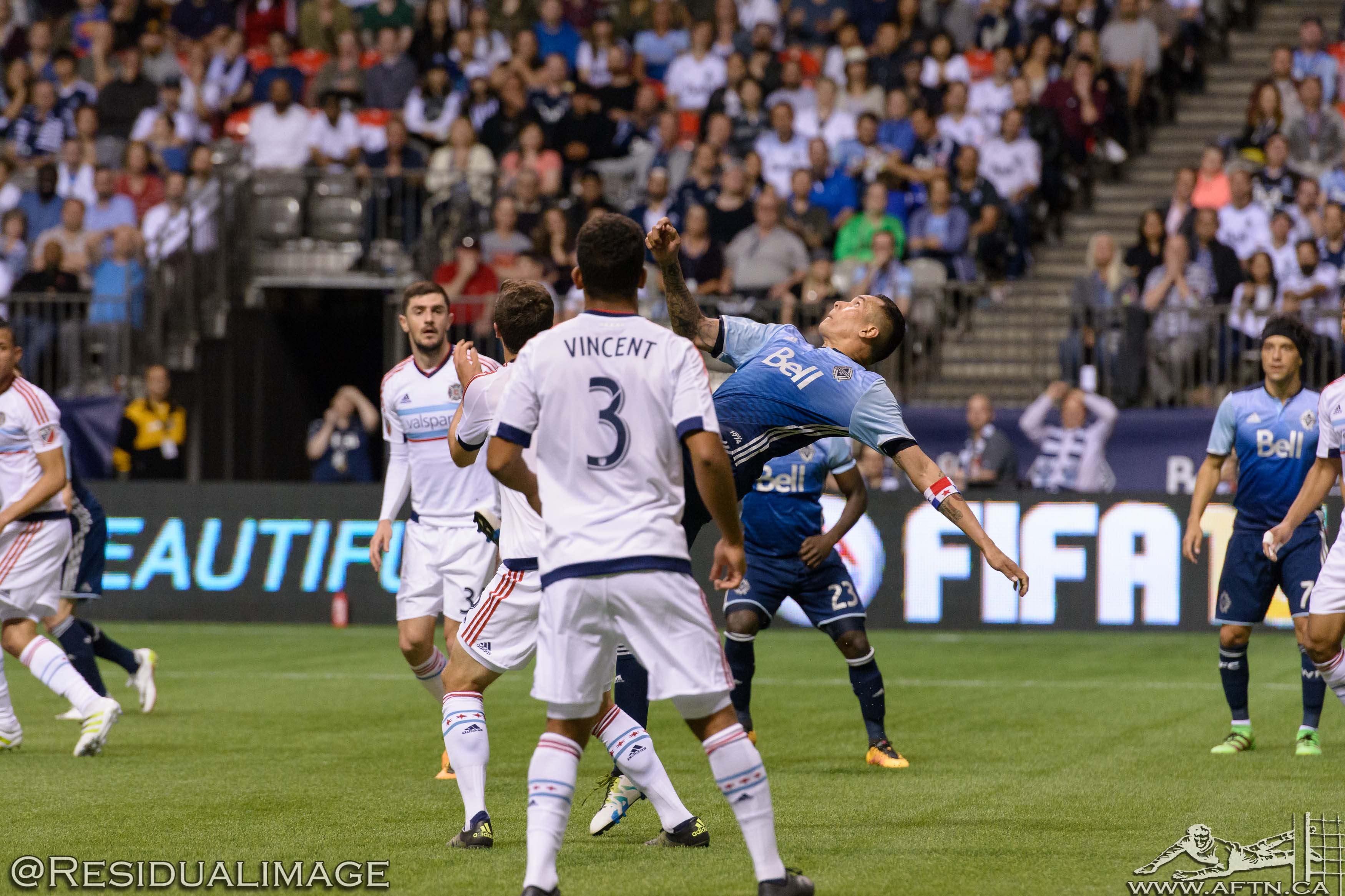Vancouver Whitecaps v Chicago Fire - 11052016 (148)