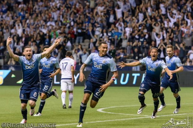 Vancouver Whitecaps v Chicago Fire – The Story In Pictures