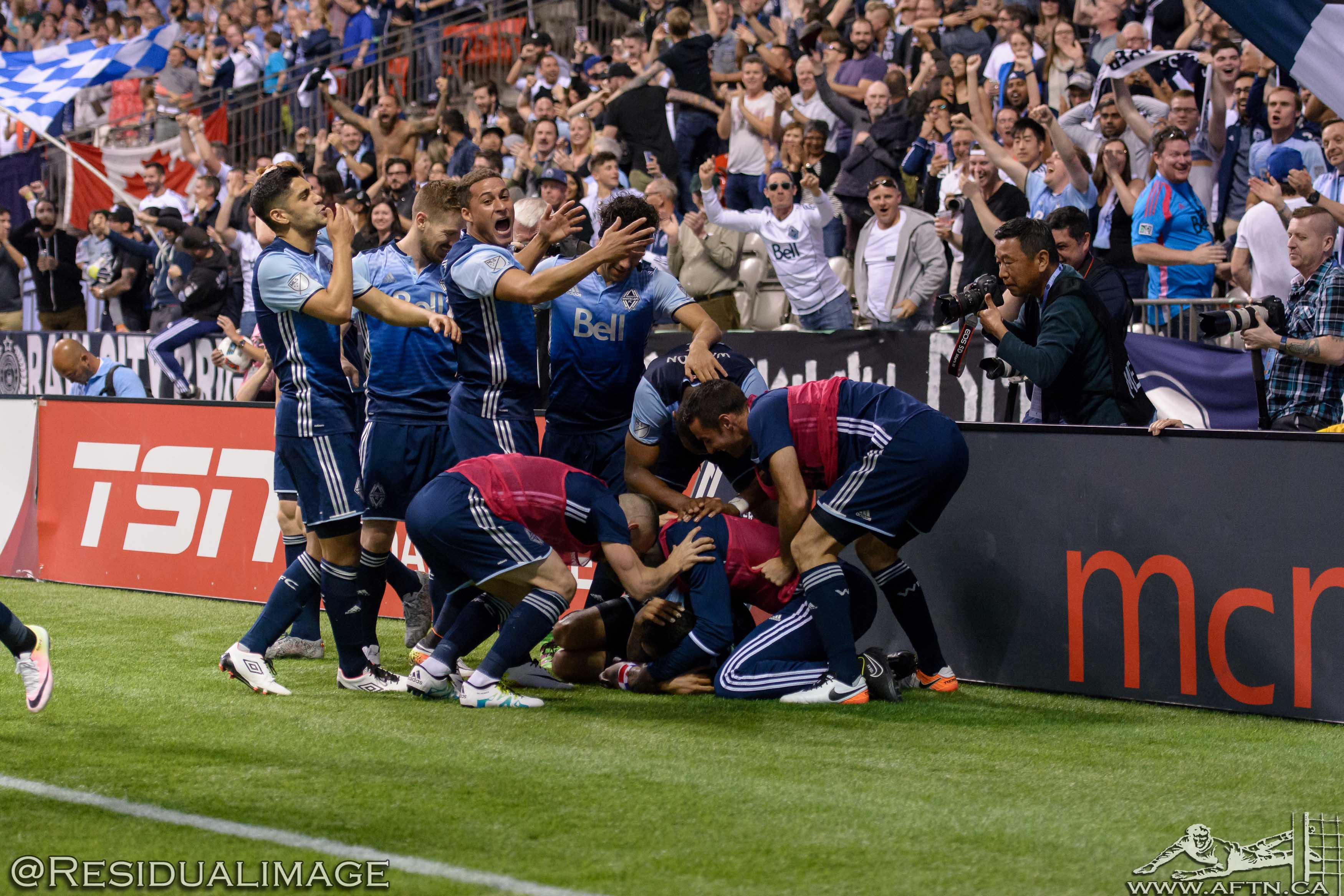 Vancouver Whitecaps v Chicago Fire - 11052016 (164)