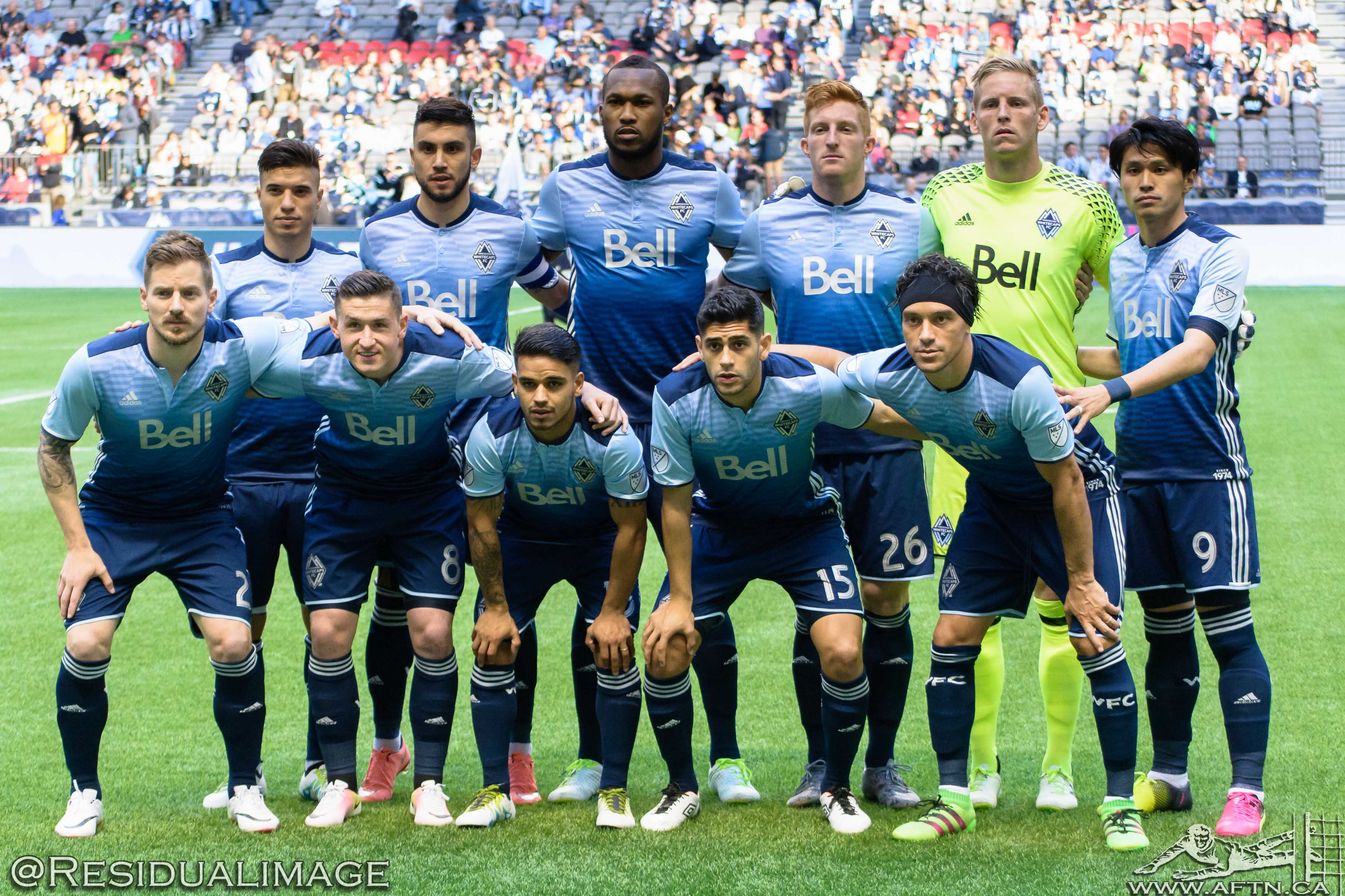 Vancouver Whitecaps v Chicago Fire - 11052016 (22)