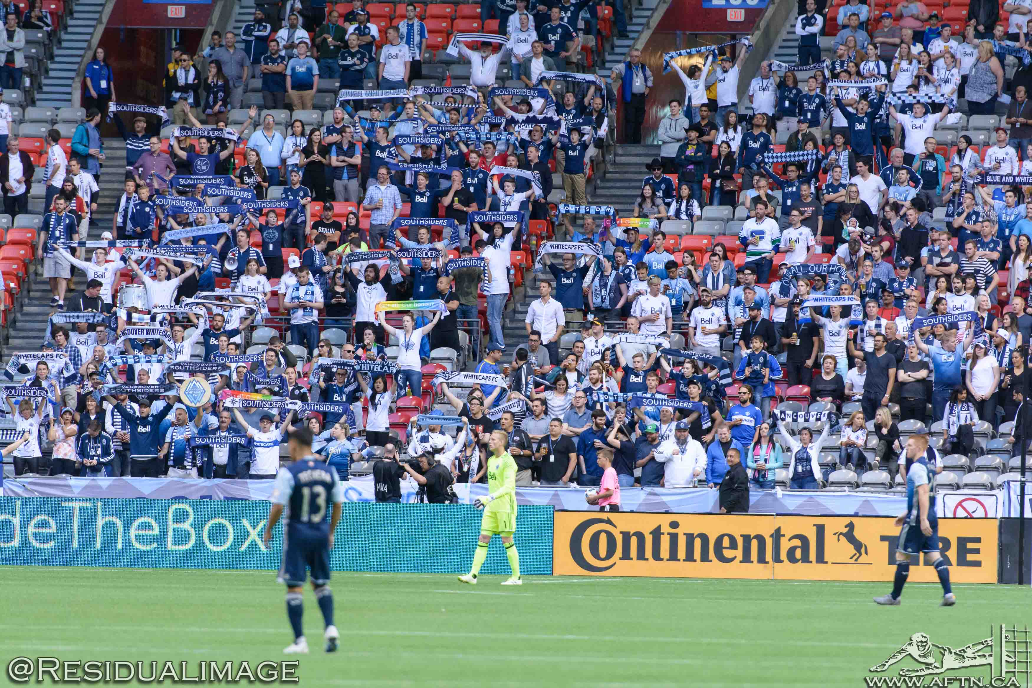 Vancouver Whitecaps v Chicago Fire - 11052016 (27)