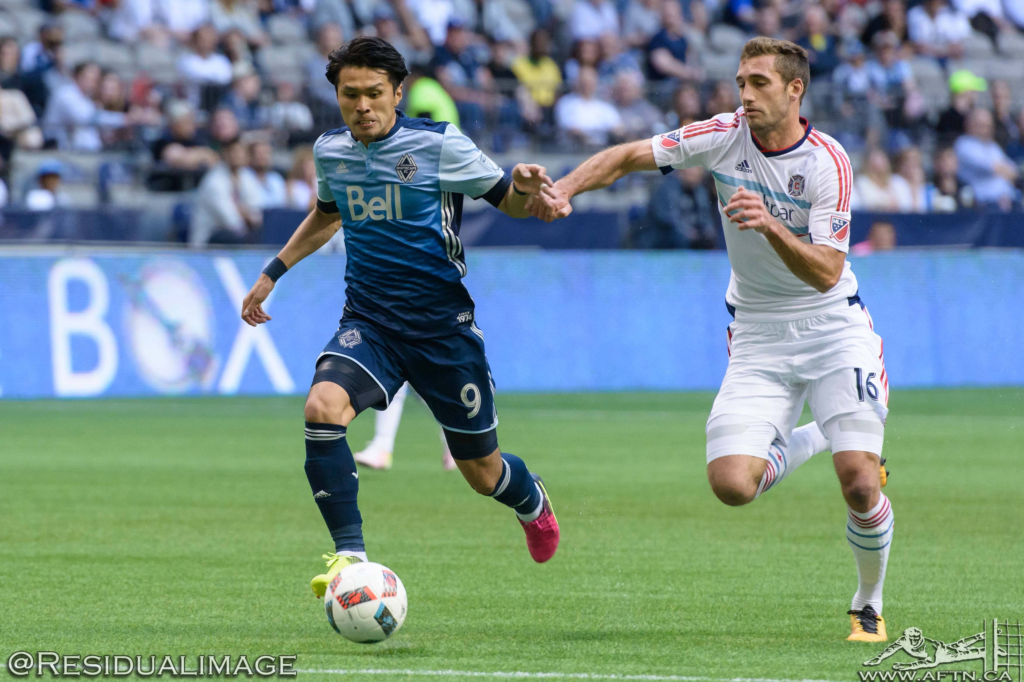 Vancouver Whitecaps v Chicago Fire - 11052016 (41)