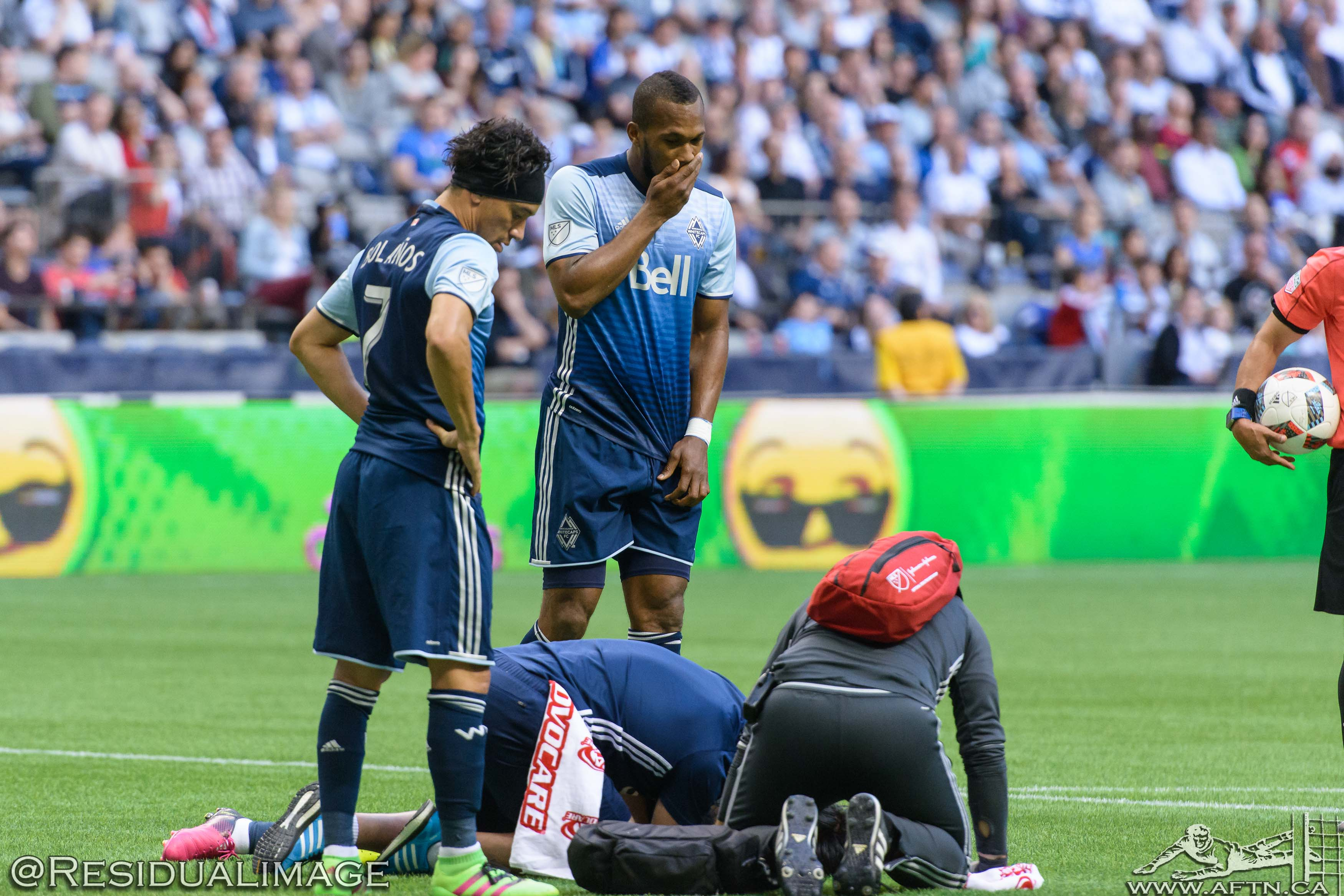 Vancouver Whitecaps v Chicago Fire - 11052016 (50)