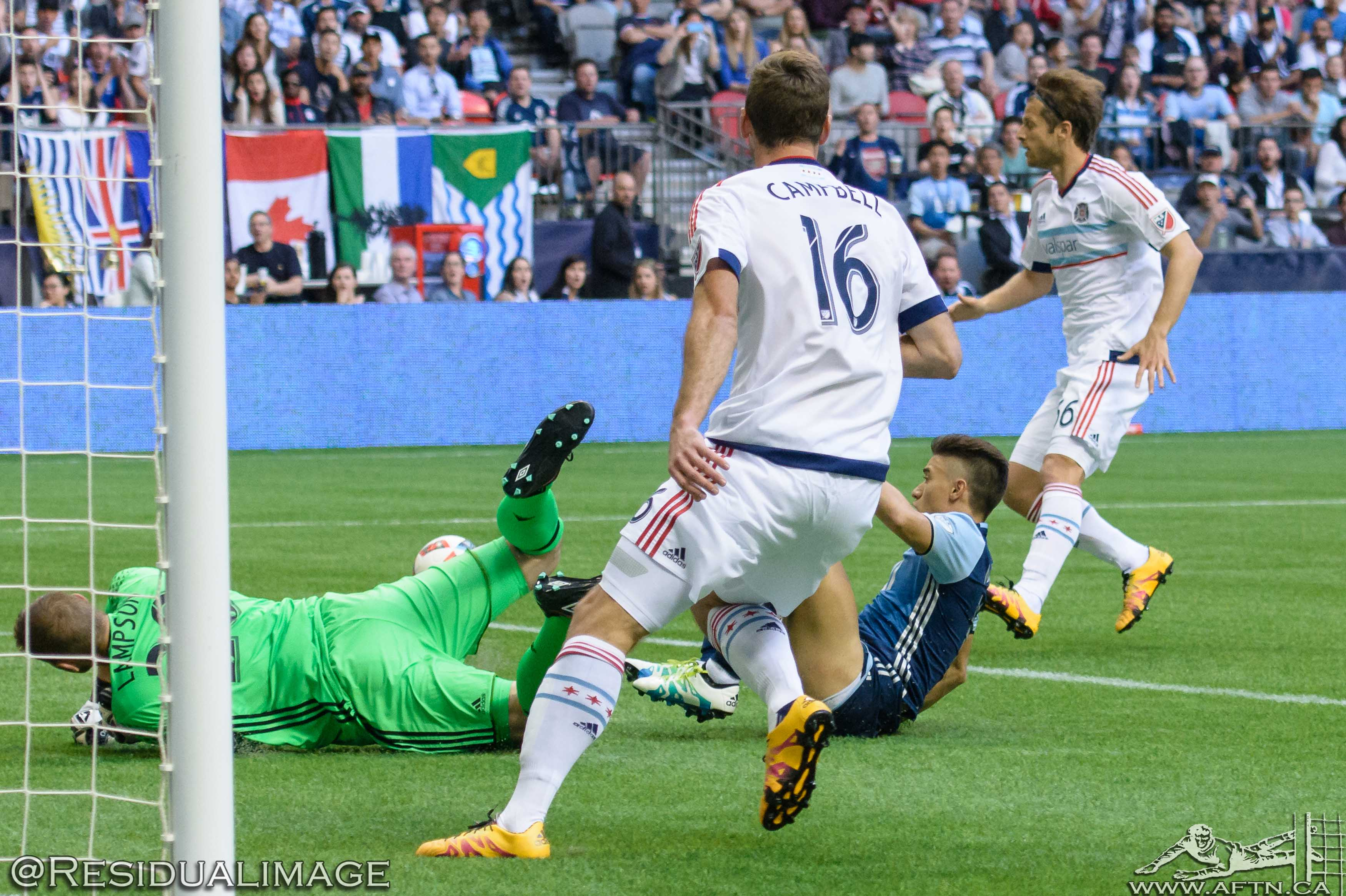 Vancouver Whitecaps v Chicago Fire - 11052016 (67)