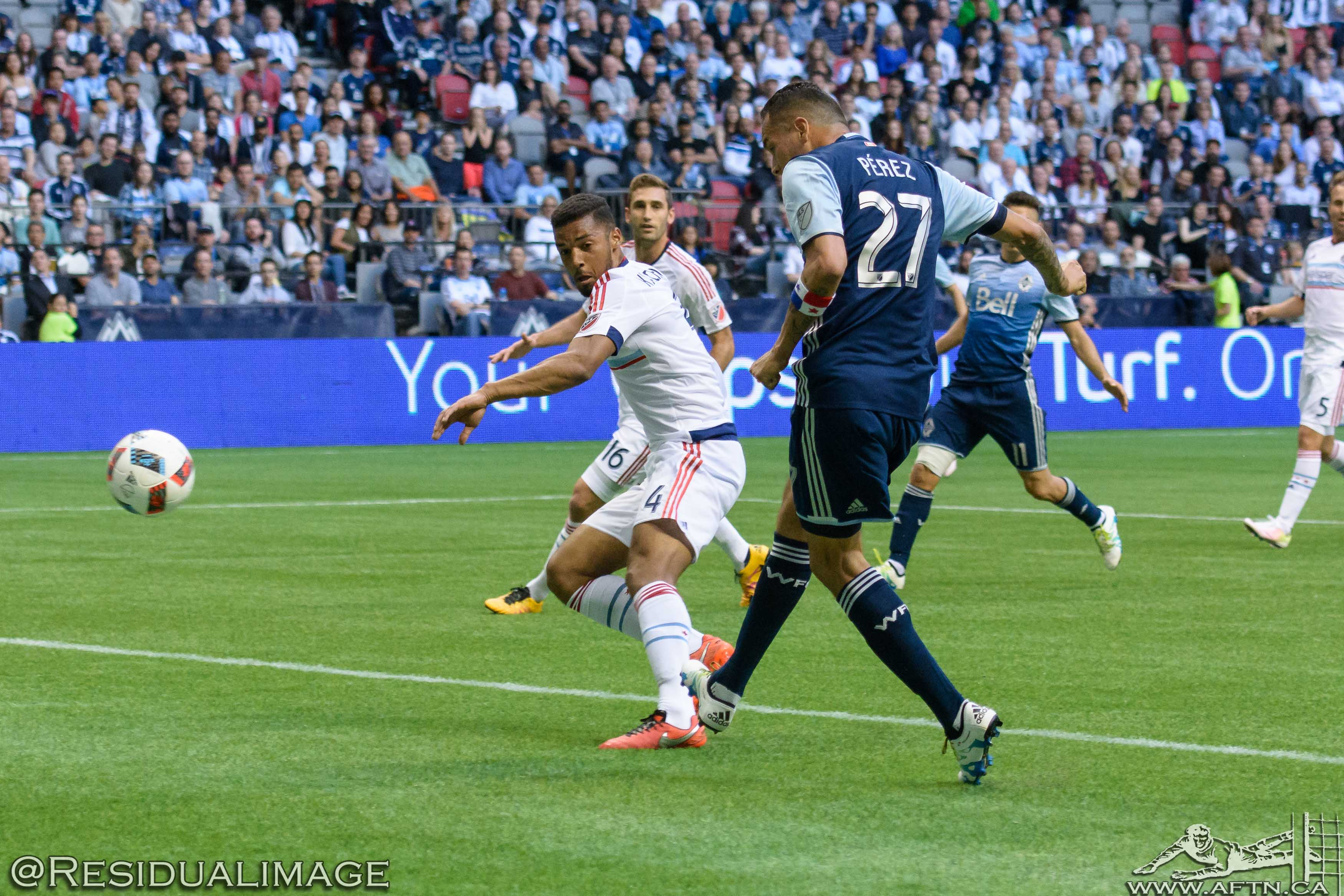 Vancouver Whitecaps v Chicago Fire - 11052016 (79)