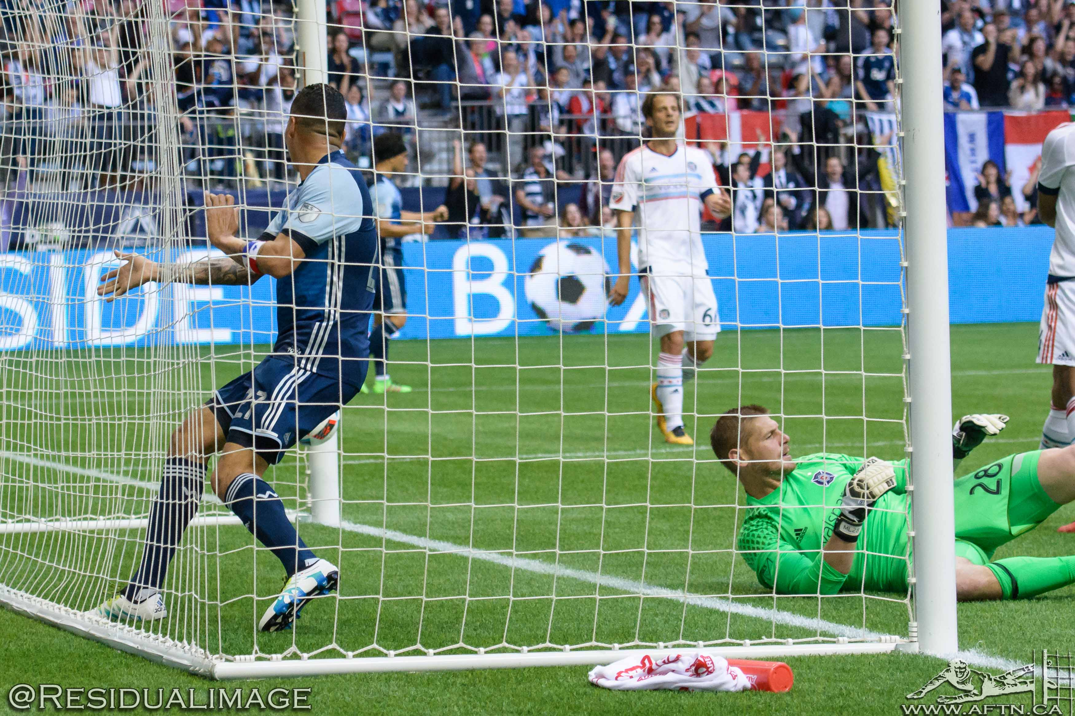 Vancouver Whitecaps v Chicago Fire - 11052016 (81)