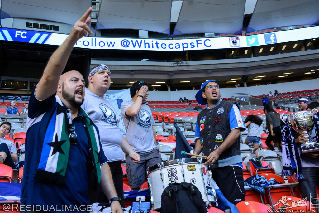 Vancouver Whitecaps v Colorado Rapids - The Story In Pictures (1)