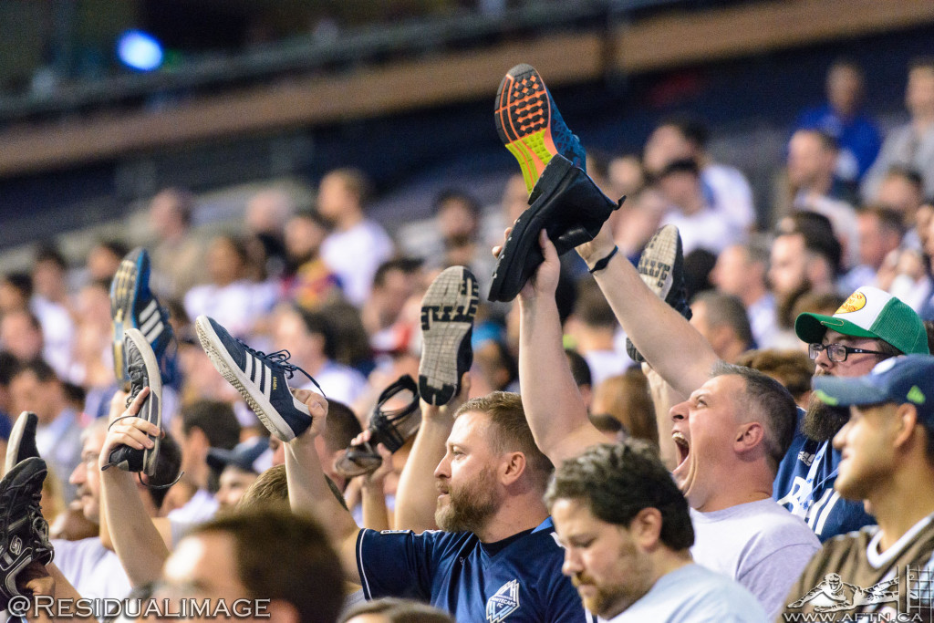 Vancouver Whitecaps v Colorado Rapids - The Story In Pictures (103)