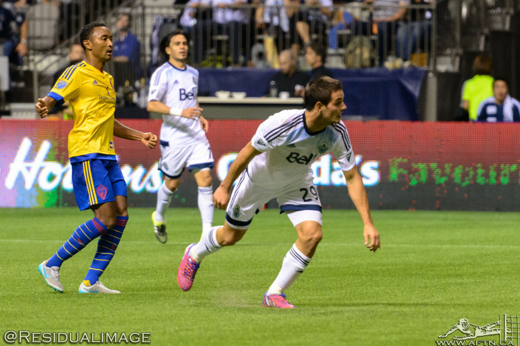 Vancouver Whitecaps v Colorado Rapids - The Story In Pictures (104)