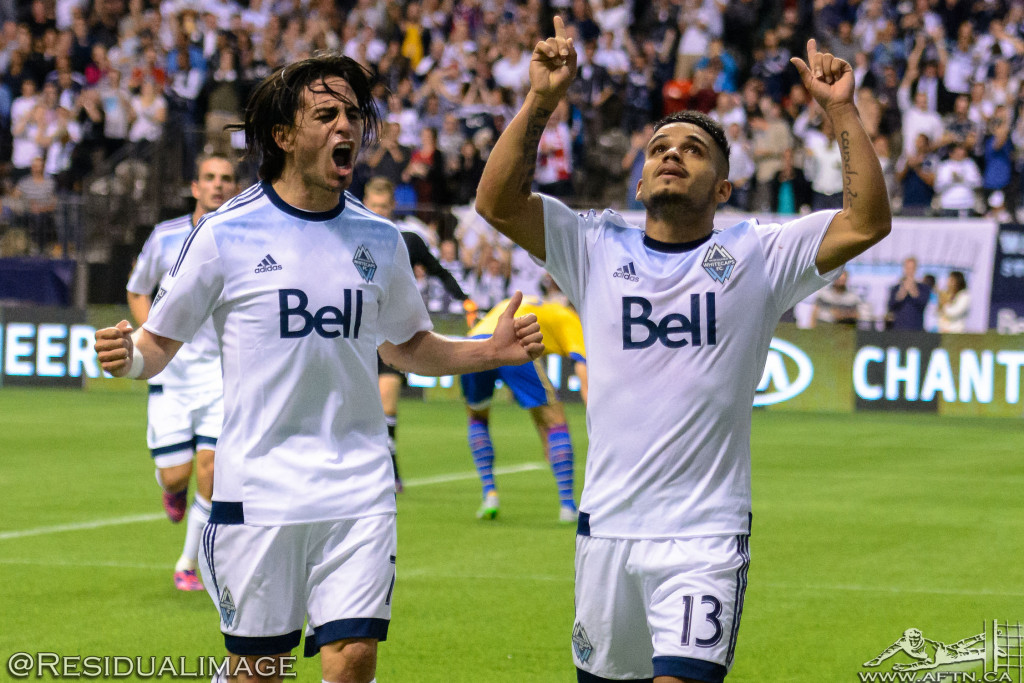 Vancouver Whitecaps v Colorado Rapids - The Story In Pictures (122)