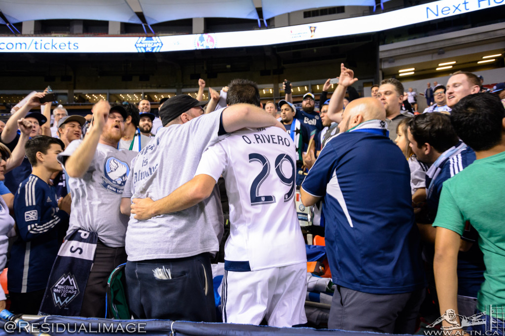 Vancouver Whitecaps v Colorado Rapids - The Story In Pictures (144)