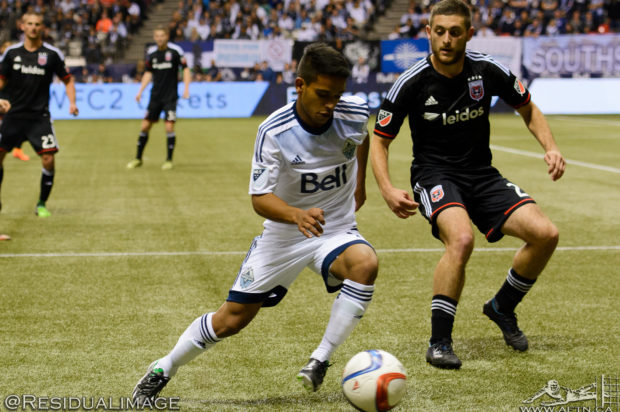 Match Preview: Vancouver Whitecaps v DC United