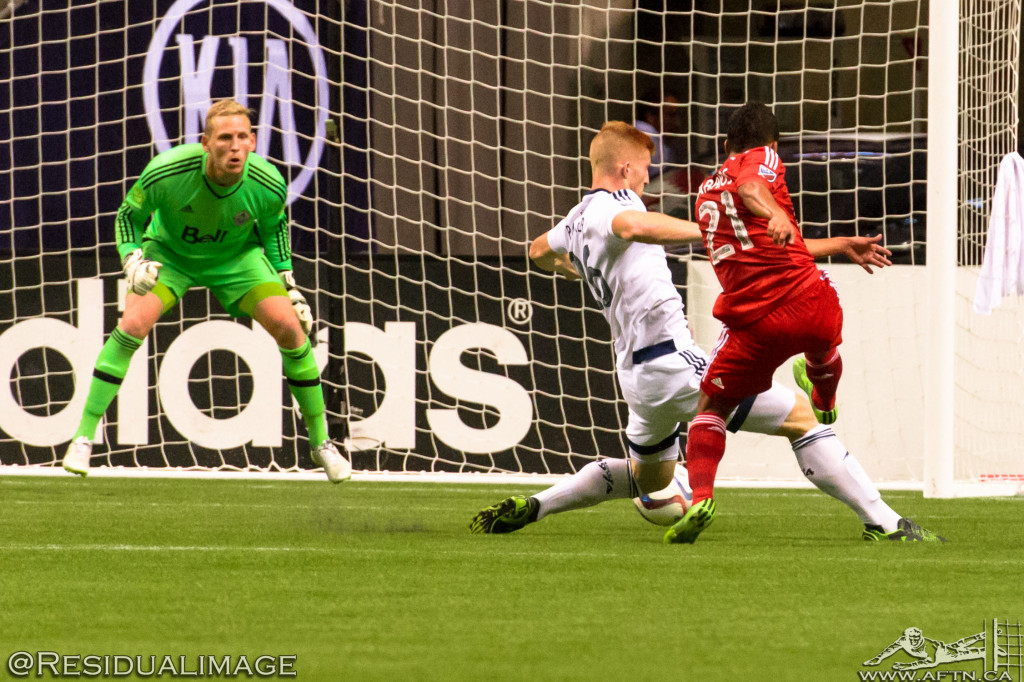 Vancouver Whitecaps v FC Dallas - The Story In Pictures - Aug 2015 (123)
