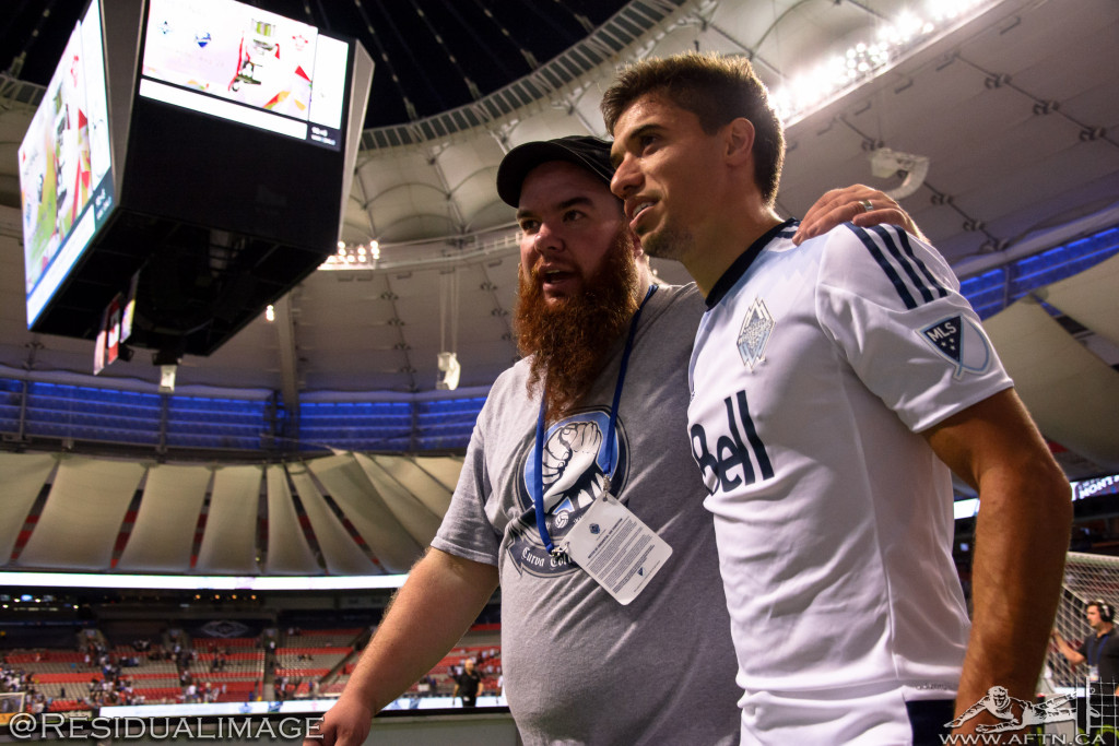 Vancouver Whitecaps v FC Dallas - The Story In Pictures - Aug 2015 (169)